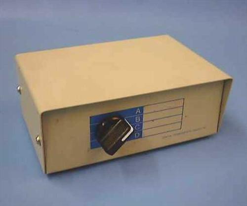 Switch Box Network  4-way Network Data Transfer Switch
