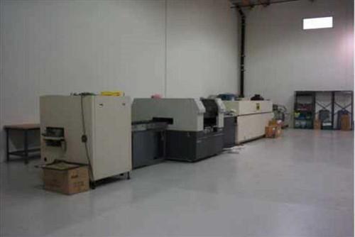 Semiconductor SMT Line  SMT Complete line printer, conveyor, GSM1 & Oven