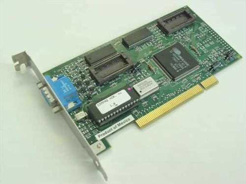 Compaq Graphics PCI Video Card Proliant 27376-001
