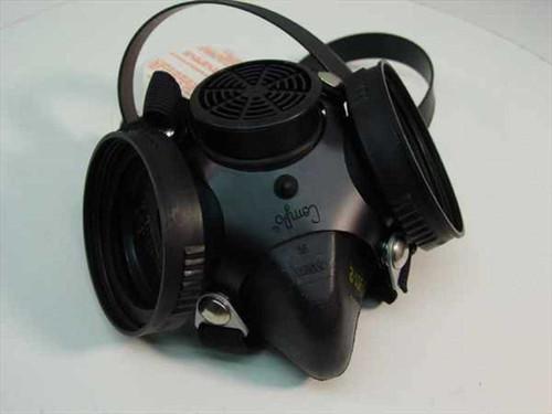 Mine Safety Appliances Company Comfo II  Respirator Facepiece