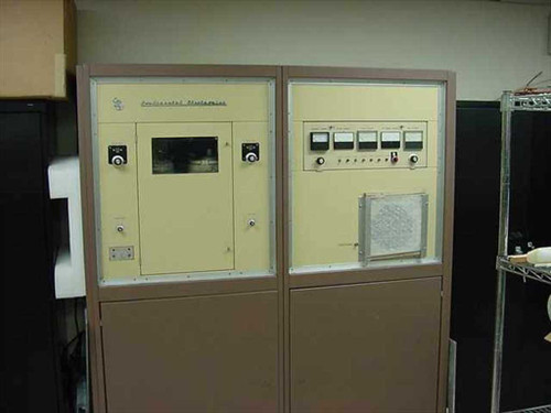 Continental 316F  10 KW AM Radio Transmitter