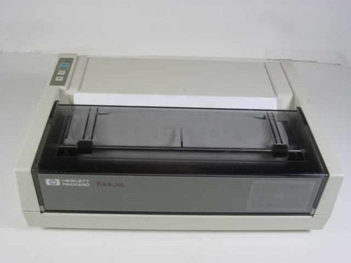 HP 2225D  ThinkJet Printer - Serial - As is