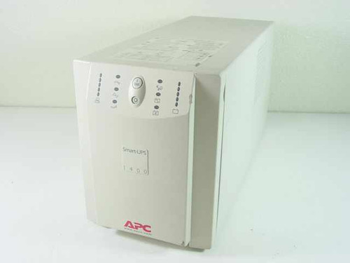 APC SU1400NET  1400 VA Smart UPS Battery Back-up