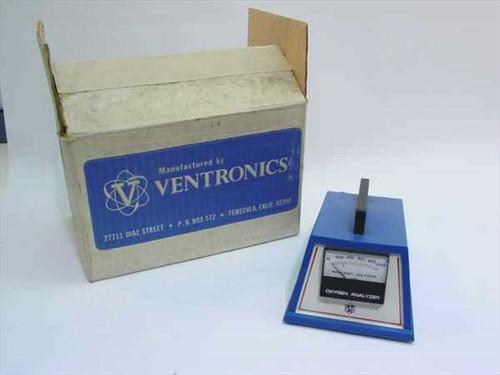Ventronics 5524  Oxygen Analysis System