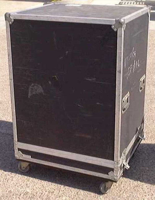 Chief Stacker  2 Tier Video Stacker Rack with Road Case