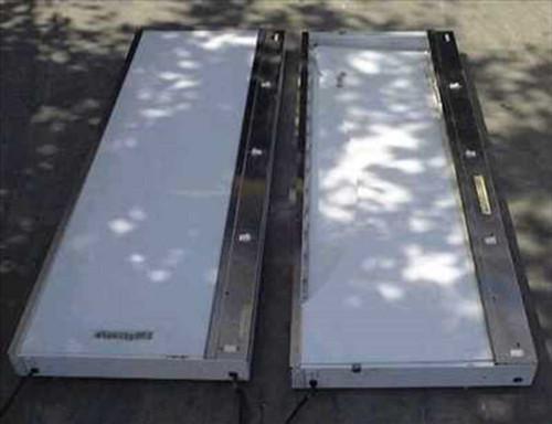 """Picker 240054  2 - 22""""h x 58""""w Xray Negative Display Light Board"""