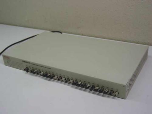 Cabletron EMC38-12  Multiport Ethernet TP/Fiber Media Converter with L