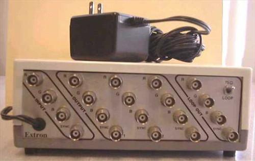 Extron ADA3  Analog RGBS Video Distribution Amplifier