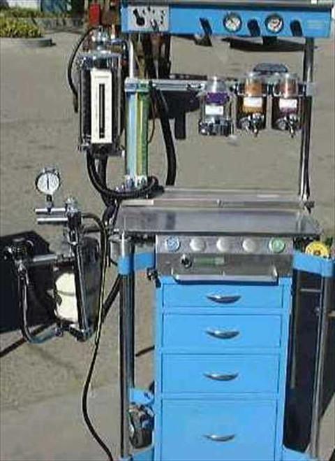 Foregger 910  Anesthesia Ventilator