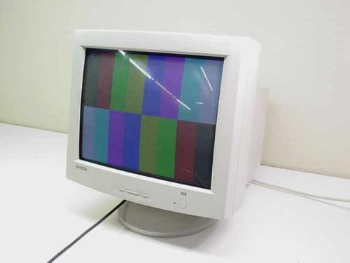 "Samtrom 77V  17"" Color Monitor"