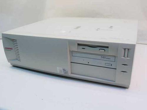 Compaq Intel PII 400MHz, 128MB RAM, 6.4GB HDD DeskPRO (Dpend-P400)