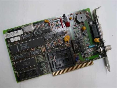 3COM 2227  8 Bit Ether Link II Card
