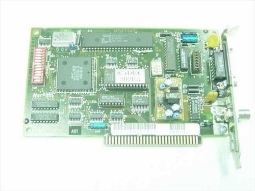 Digital DE100   8 BIT SHT COAX 15PIN Ethernet Card