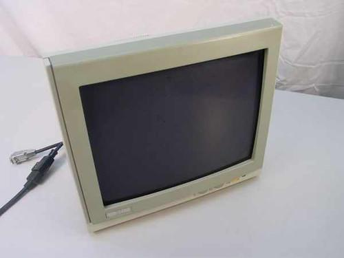 "ForeFront VM-1400  12"" White Monochrome Monitor"