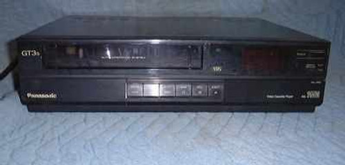 Panasonic AG-1150  Professional VHS Video Tape Player Recorder