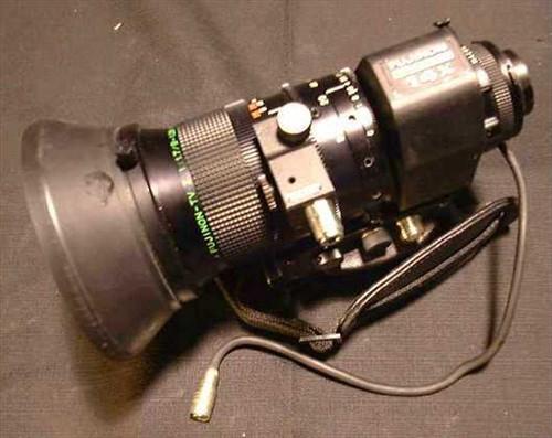 Fujinon A14X9B  TV Camera Lens