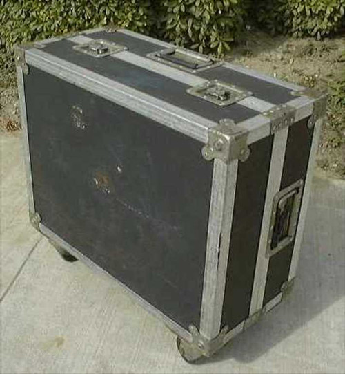 Bobadilla 12w25d19h  ATA Road Case