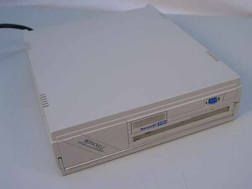 Bernoulli B1230T  Iomega Transportable 230 SCSI Optical Drive