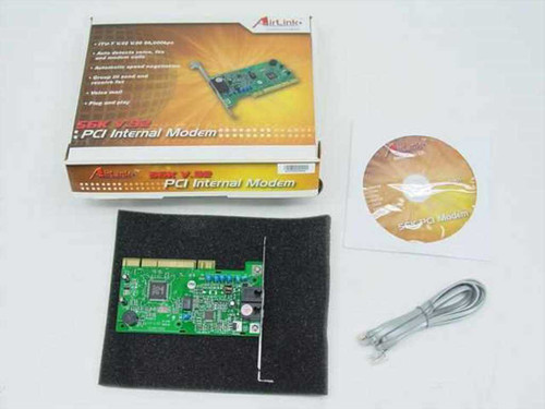 AirLink Communication 56K V.92 PCI Internal Modem (1456VQH-T5(INT1))