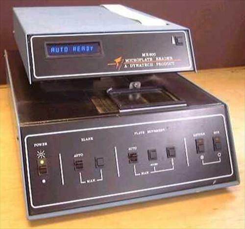 Dynatech MR 600  Microplate Reader