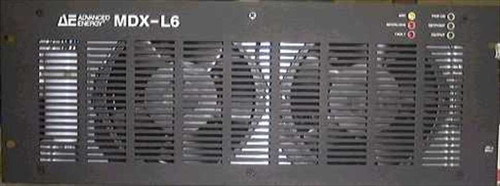 Advanced Energy AE MDX-L12M  12kW DC Plasma Generator Power Supply
