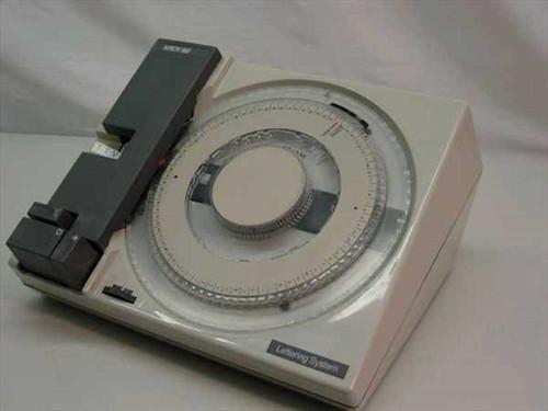 Kroy Model 80  Lettering Machine