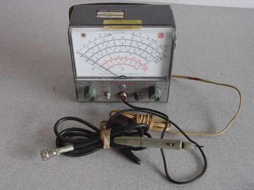 RCA WV-98A  Senior Ohmyst VTVM with Probe - Vintage Defective