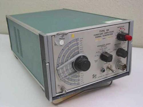Tektronix 191  Constant Amplitude Signal Generator