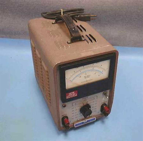HP 400H  Hewlett Packard Vacuum tube voltmeter