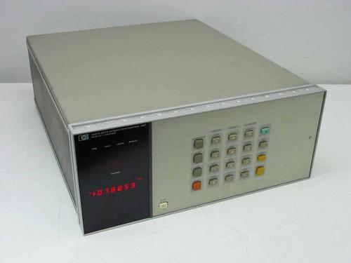 HP 3497A  Data Acquisiton Control Unit