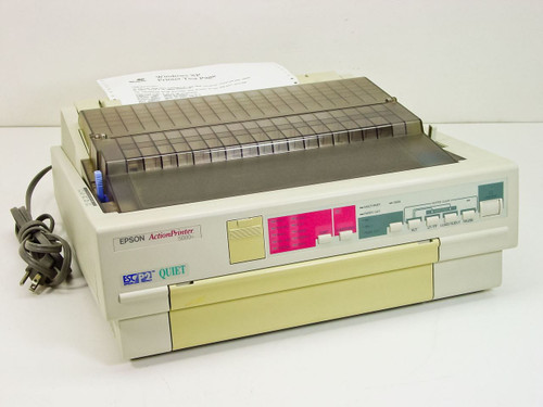 Epson P630B  ActionPrinter 5000& Dot Matrix Printer