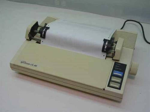 Epson LX-80  Dot Matrix Printer