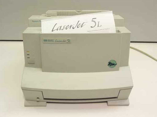 HP C3941A  LaserJet 5L LaserJet Printer