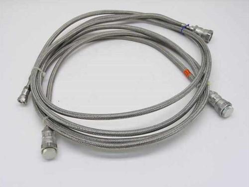 Anaconda Pressurized Cryo System Lines (Silver)
