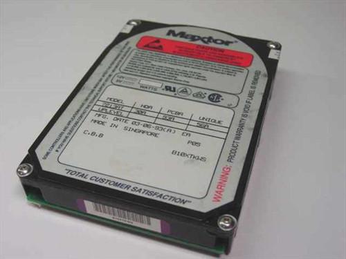 """Maxtor 7213AT  210MB 3.5"""" IDE Hard Drive"""