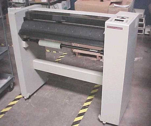 HP 7599B  Draftmaster MX+, w/HPIB A-E size 8-Pen Plotter