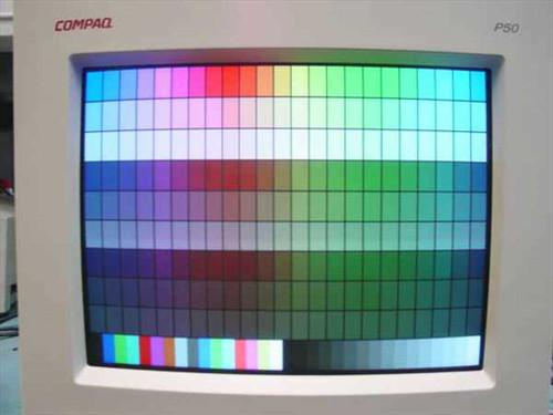 """Compaq 611  15"""" SVGA Monitor P50"""