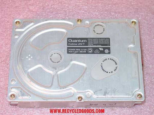 "Quantum 120AT  120MB 3.5"" IDE Hard Drive LPS"