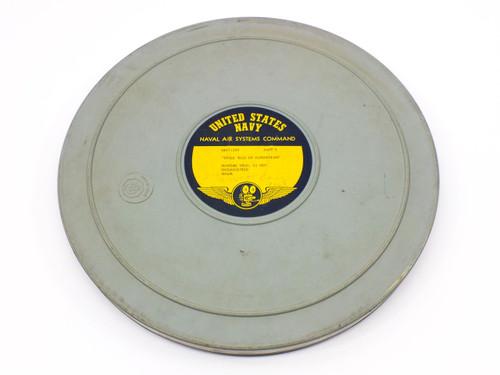 United States Navy MN-11288  Chalk Talk on Alcoholism 16mm Film Part 1