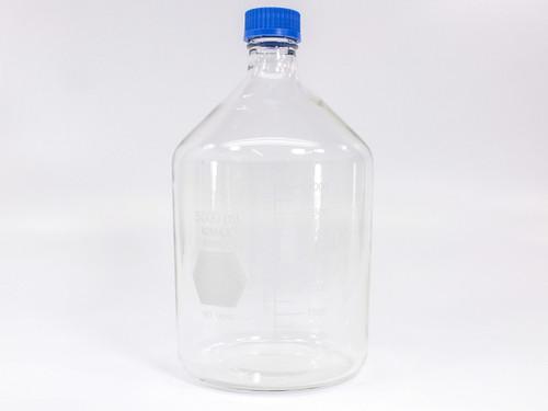 Kimble 14395-5000  KIMAX 5000mL GL 45 Glass Storage / Media Bottle with Cap