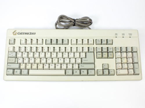 Gateway PS/2 2000 Keyboard (2196001-00-102)