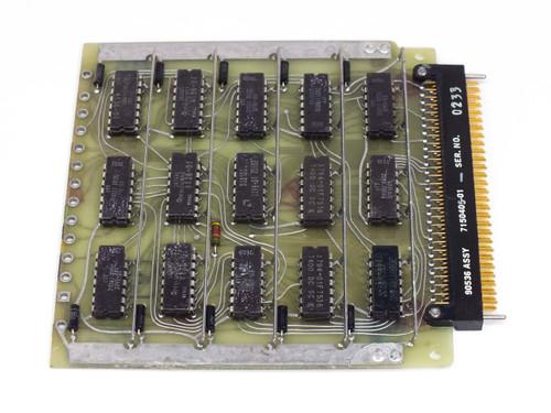 Sperry Univac 90536  7150405-01 Circuit / Memory Board 715049-00