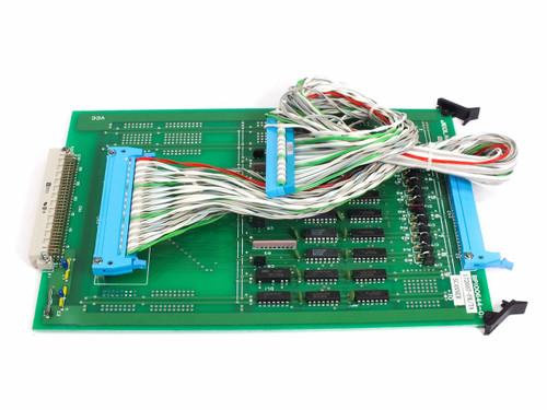 Jeol / Datum Rack Buffer Card / Board 172007 FK-TA BP100644-01