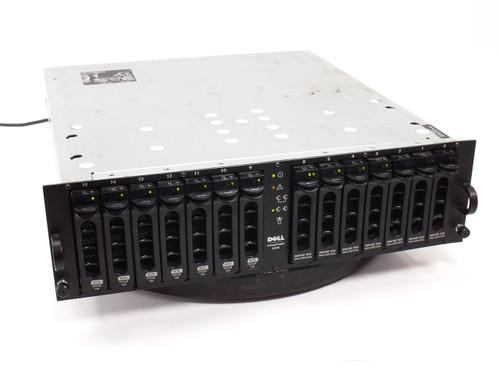 Dell Powervault 220S SCSI External 3U Rackmount Server Storage Enclosure