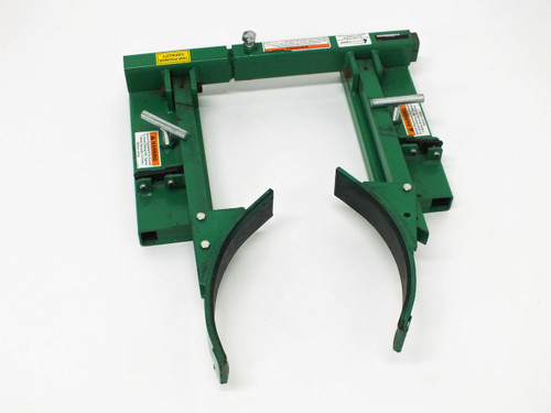 Valley Craft 6145B Auto Grip Gravity Actuated Drum Handler Forklift Attachment