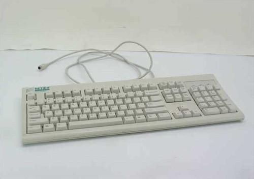 Netier Technologies Keyboard 901861-65 KB-3923