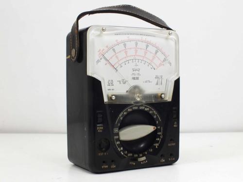 Triplett Model 631  Analog Vacuum Tube Voltmeter and VOM Volt Ohm Multimenter