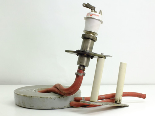 Lepel 018-0004  9430 Air Valve with Stand and Various Parts