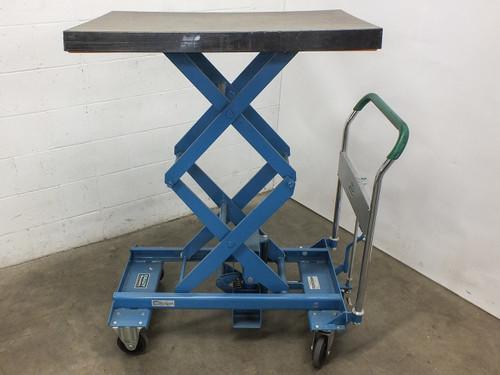 Southworth Dandy Hydraulic Lift Cart, 770 lbs capacity UDA-350W