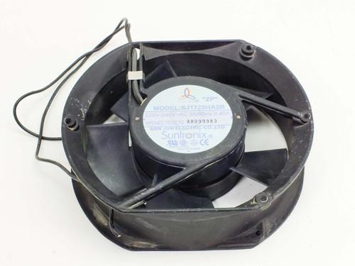 San Jun SJ1725HA2B 240 Volt Distribution Cabinet Cooling Fan